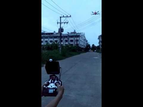 มัลติโรเตอร์พับขาอัตโนมัติ - Automated retractable