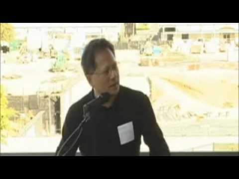 Jen-Hsun Huang's Remarks at the Announcement Ceremony for the Engineering Center
