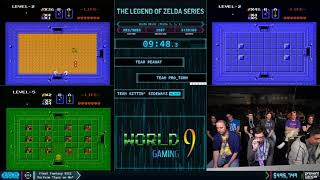 The Legend of Zelda Relay by various runner in 3:21:12 - AGDQ2020