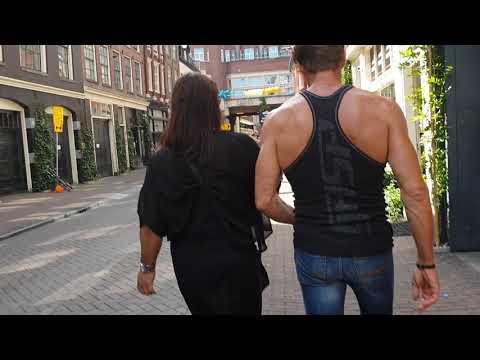 Amsterdam Rembrandplein Gay Area #1