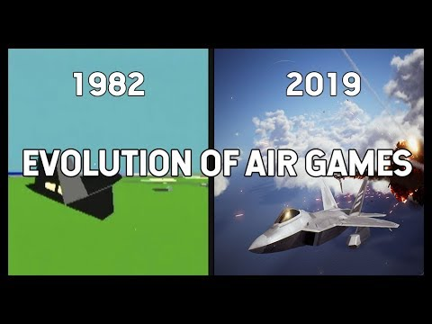 Evolution Of Air Games 1982-2019