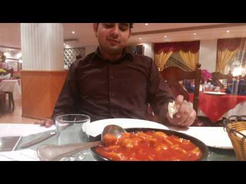 Usman fakhar dinner with shah ji
