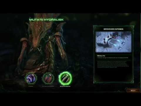 Shoot the Messenger Brutal Walkthrough - Starcraft 2: Heart of the Swarm