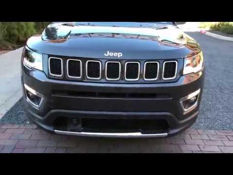 Quick Walkaround 2017 Jeep Compass
