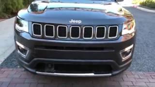 mqdefault Detail 2017 Jeep Compass Sport 4x4 New 16635774