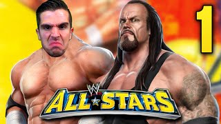 WWE ALL STARS - Path of Champions Legends - Ep. 1 -