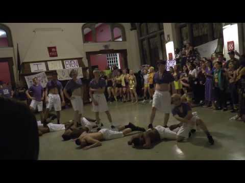 Wells College Even Odd Dance Off 2017