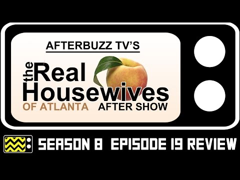 Real Housewives of Atlanta Season 8 Episode 19 Review & After Show | AfterBuzz TV