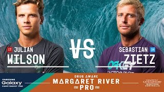 Drug Aware Margaret River Pro 2016
