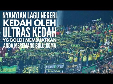 Nyanyian lagu Negeri Kedah yg membolehkan anda meremang Bulu Roma