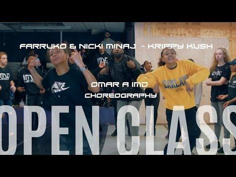 Farruko & Nicki Minaj    Krippy kush DANCE   CHOREOGRAPHY BY OMAR A IMD