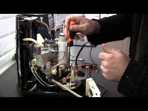 KRUPS XP7200/EA8000 wyciek cz1. [leak part1.]