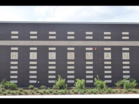 Hilsman Middle School opens its new doors - by Alex Soto and Sue Odeyemi