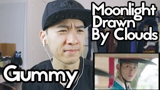 "Gummy (거미)- ""Love in the Moonlight"" (Moonlight Drawn By Clouds Ost) REACTION"