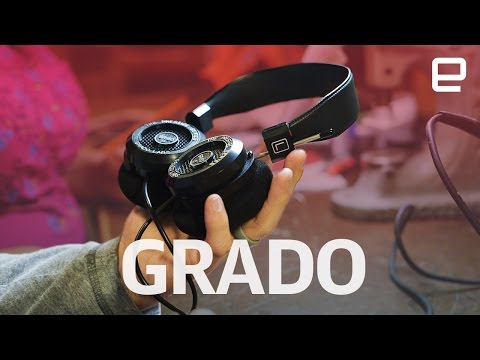 Inside Grado Labs | A legacy of hand-built headphones