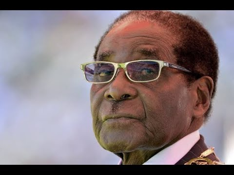 Watch live: Celebrations in Zimbabwe after Mugabe resigns
