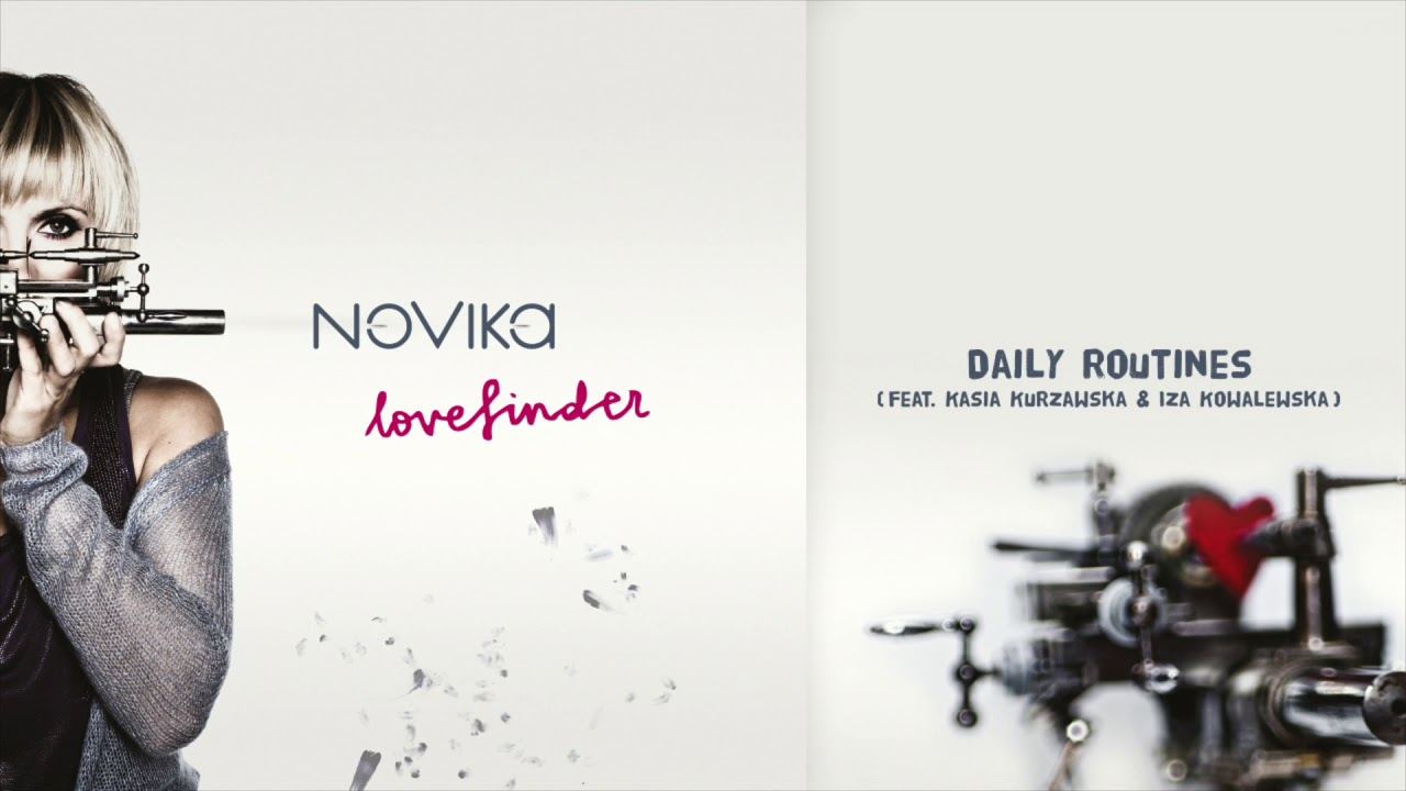 Novika feat.Kasia Kurzawska & Iza Kowalewska – Daily Routines (Official Audio)
