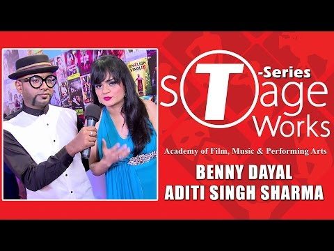 Benny Dayal & Aditi Singh Sharma | T-Series StageWorks