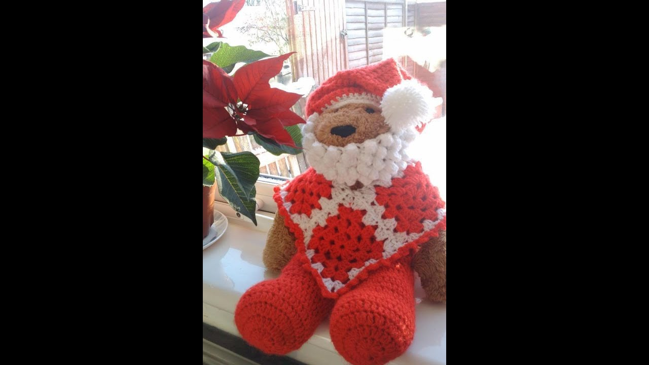 Crochet Spot » Blog Archive » Crochet Pattern: Teddy Bear Scrap ... | 720x1280