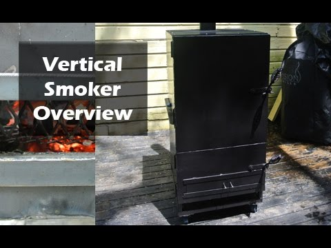 How To Build A Bbq Smoker Completed Final Video Part 5 5 Youtube