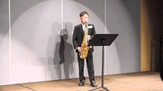 New Rag -Saxophone  By Gordon Fung