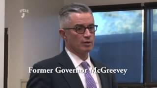 Former Gov. Jim McGreevey asked to leave meeting