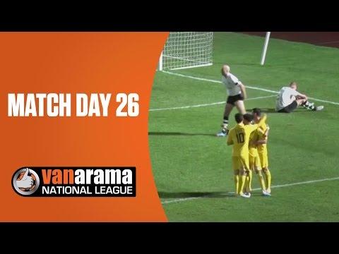 National League Highlights: Match Day 26   BT Sport