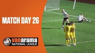 National League Highlights: Match Day 26 | BT Sport