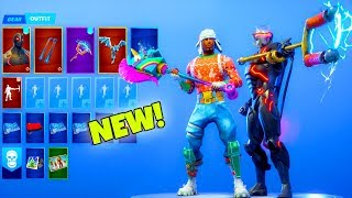 *NEW* Pickaxe EMOTE with 20+ pickaxes..! Fortnite Battle Royale