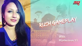 LADIES NIGHT WITH PUBG MOBILE  -  Paytm on screen