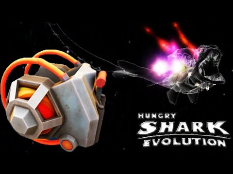 Hungry Shark Evolution - Cloaking Device