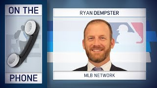 MLB Network's Ryan Dempster Talks MLB Rule Changes & More w/Rich Eisen | Full Interview | 3/14/19