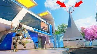 HE WAS HIDING ON TOP OF THE MAP ON NUKETOWN!?!?!? HIDE N' SEEK ON BLACK OPS 3