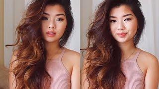 Voluminous Curls Hair Tutorial + TIPS for Extra Volume | alxandra