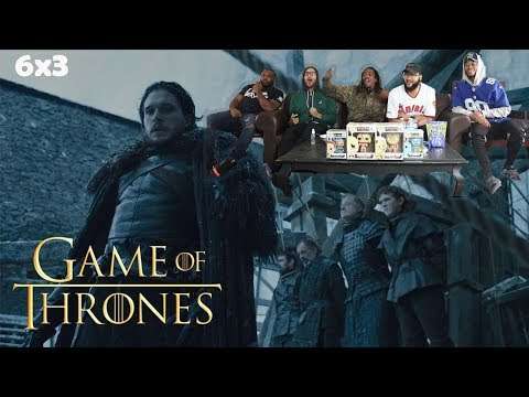"Game of Thrones Season 6 Episode 3 ""Oathbreaker"" Reaction/Review"
