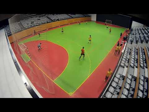 CEVFC Seniores 17 18 X Candelária   Açor Arena 2ª Parte do Jogo