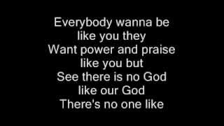 Kirk Franklin - God Like You - Lyrics