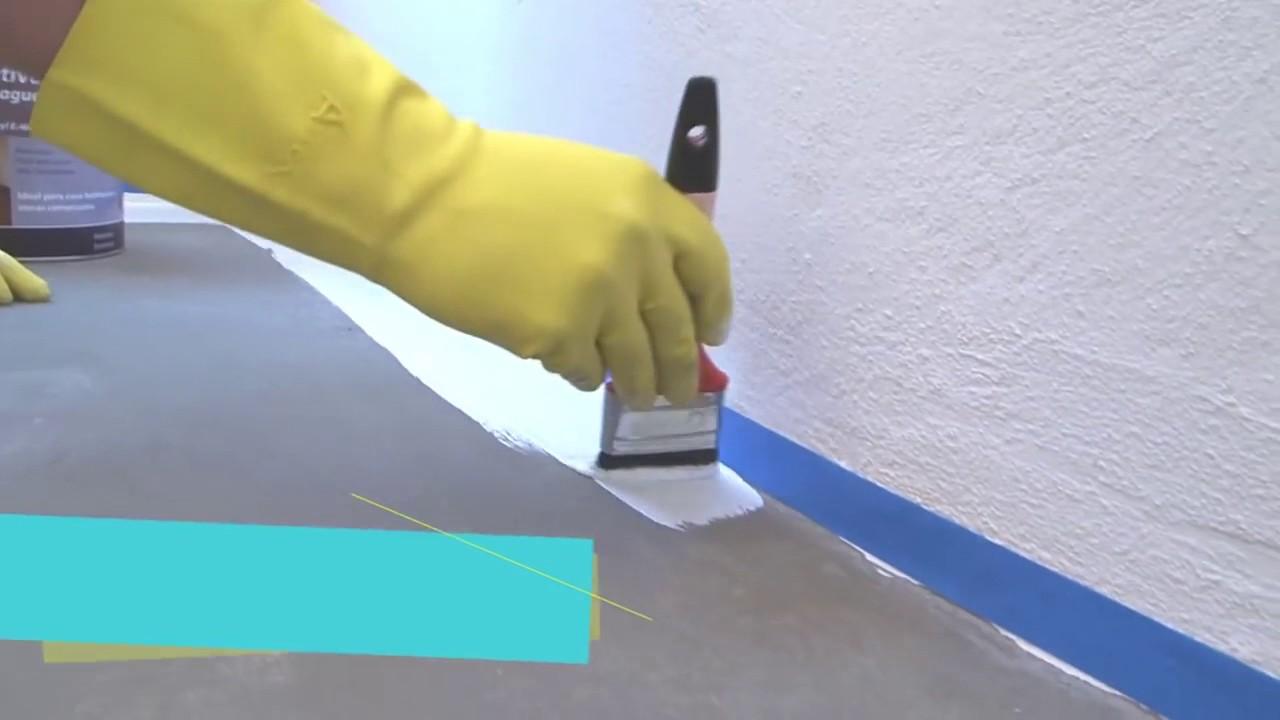 Epoxacryl pintura para pisos de concreto youtube - Pintura para pisos de cemento ...