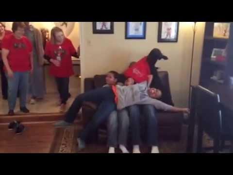 Houston Furniture Bank Divas Greene Project Part 1 Youtube