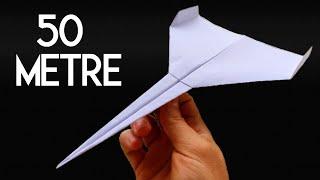 Kağıttan Uçak Yapımı / Paper Airplane