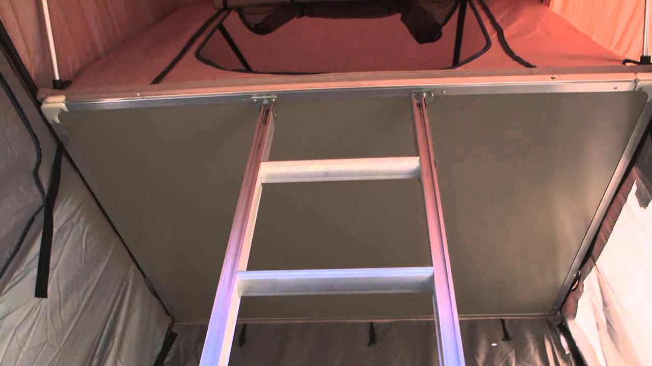 Roof Top Tent 4wd Roo Systems Products Youtube