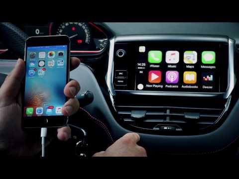 How To Use Apple Carplay On Peugeot 208 GTi