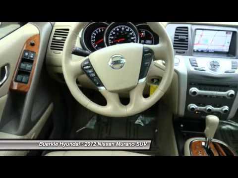 2012 Nissan Murano Saint Paul White Bear Lake Minneapolis Inver