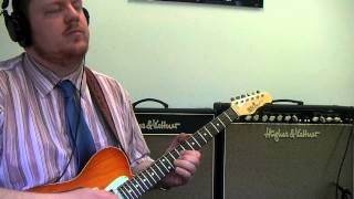 Thoughts - David Locke - Fret-King Country Squire & Hughes & Kettner Statesman Dual 6L6
