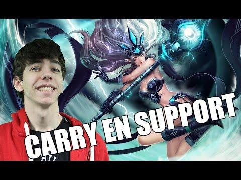 FAIRE LE TAFF EN SUPPORT - Gameplay Janna FR