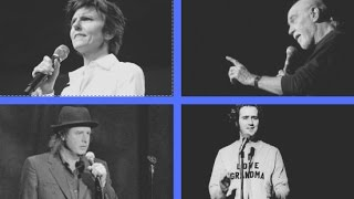 Four Key Approaches to Stand-Up Comedy