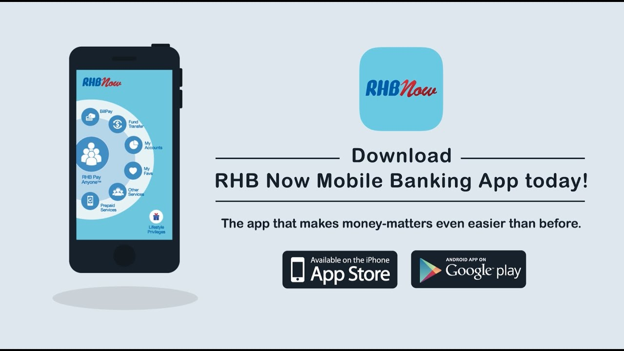 RHB Now Internet Banking - RHB Banking Group
