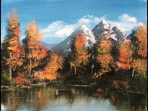 Bob Ross The Joy Of Painting Sendetermine 20 07 2020 29 08