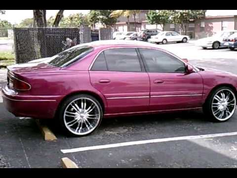 Piefacepresentwhips Candy Purple Buick Century On 22 S Youtube