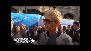 Ellen DeGeneres On Hillary Clinton's Clinch: 'I Was So Emotional' | Access Hollywood